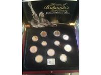 GOLD AND PLATINUM COINS