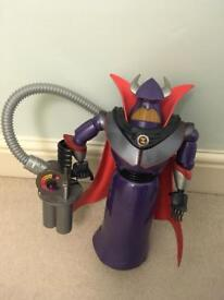 Talking Zurg Toy Story