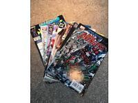 8X comic books
