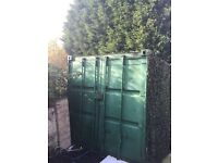 10 Foot Steel Storage Container