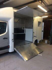 Horseboxes,service and repair