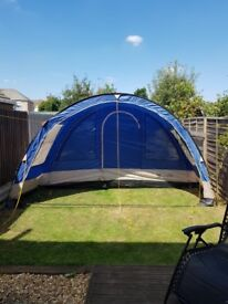 4 person tent used once