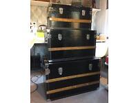 Set of 3 Storage Chests