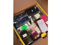 Huge joblot of iPhone cases )150+)