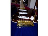 Fender deluxe stratovaster