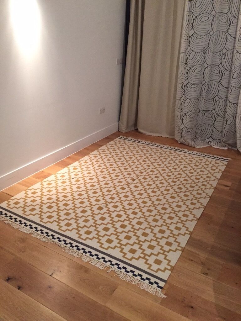 Alvine Ruta Rug From Ikea Like New In Barnes London
