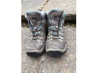Berghaus Goretex lightweight walking boots