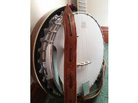 Banjo - tenor 4 string