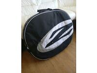 Zipp wheel dual bag