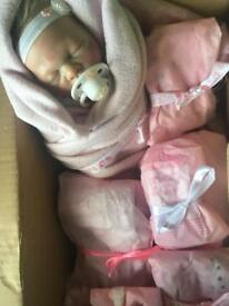 Premature reborn doll for sale