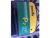 Patura p2ectric fence energiser