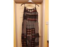 Beautiful Cool Cotton Dress Size xl Brand New with Tags