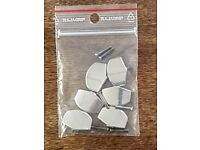 Large Chrome Guitar Tuner Buttons