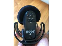 Rode Videomic pro on camera microphone. Mint condition