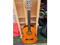 Santos classical student guitar full size