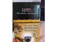 Revel mixer grinder