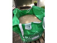 Derbyshire Self Binding Gravel bulk bag 850kg