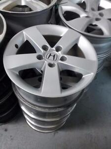 "Used in good condition 16"" / 17"" OEM alloy rims Honda Subaru Mitsubishi Mazda Toyota from $400 set of 4"