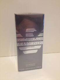 Emporio Armani Diamonds - NEW, SEALED - Men's 75ml Eau De Toilette Spray