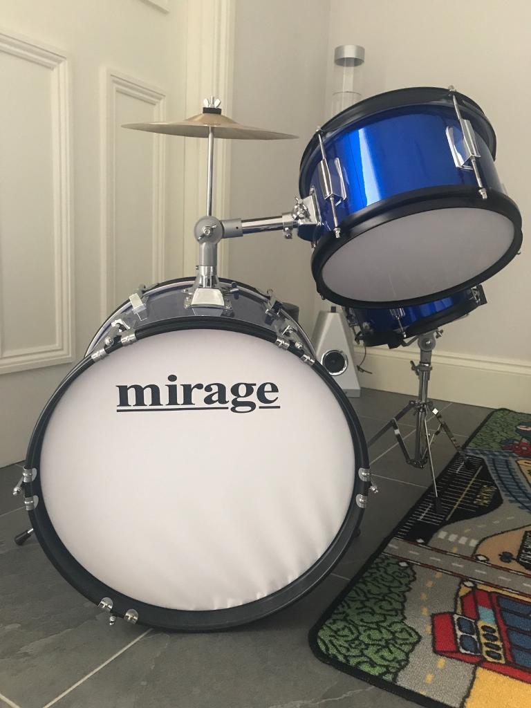 Mirage Junior Drum Kit