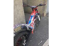 Gas gas 300 txt pro racing 2014