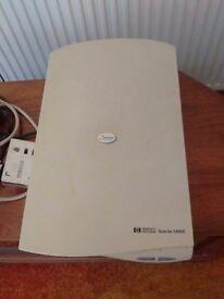 Hewlett Packard scanner