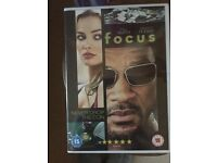Focus DVD - Brand new in cellophane