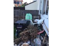 £50 Cash for small amount of garden clearing