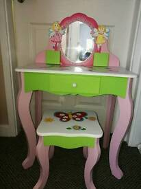 Liberty House vanity table and stool