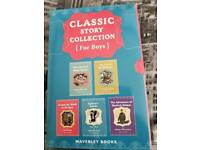 Classic story collection for boys