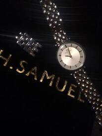 H.Samuel Accurist watch