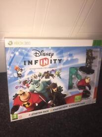 Xbox 360 infinity
