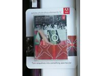 Adobe Photoshop Elements 12. Genuine and Brand New in box
