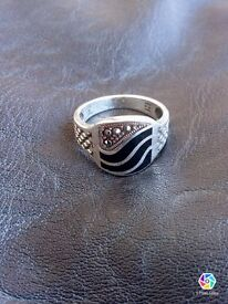 925 silver ring new item No: TC28