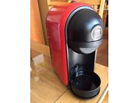 Lavazza A Modo Mio Coffee Machine Minu In Red Espresso Machine