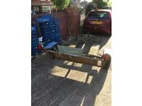 Bike or quad two bikes or 1 quad needs boards on back ramp comes with it £100