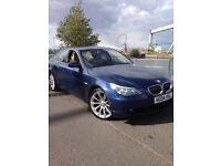 2004 Bmw 525d Auto 114k 12 Months Mot Full Service Hpi Clear 2 Keys Leathers Excellent Condition Car