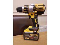 DeWalt Dc995 hammer drill 20 volt