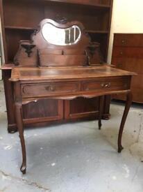 Beautiful Antique Victorian Ladies desk or Dressing table