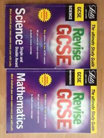 GCSE Revision Guides.