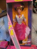 1997 French Barbie, Dolls of the World Collector Edition NRFB