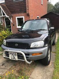 1998 Toyota Rav short wheel base