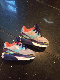 Colourful Nike air max uk 5.5