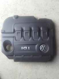 Vw Golf 2015 tdi top engine cover