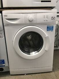 Reduced!!! BEKO WM62125W Washing Machine - White