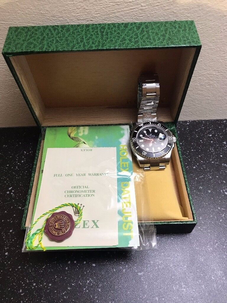 Rolex Oyster Perpetual Submariner 116610N, FREE SHIPPING