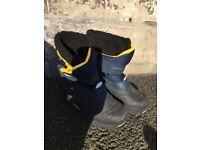 Snowboots x2 pairs (UK3 & UK5)