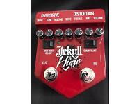 Visual sound v2 Jekyll & Hyde