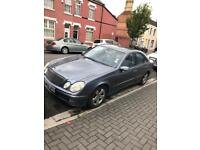 Mercedes e270 CDI 6 Speed manual
