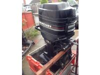 MERCURY 75HP XD LONGSHAFT OUTBOARD